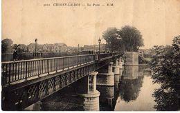 CHOISY LE ROI - LE PONT - Choisy Le Roi