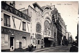 75 - PARIS - 18ème - Cabaret Bal Tabarin - Rue Victor Massé - Arrondissement: 18