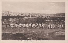 CPA - 11 -  CAMP DE CARPIAGNE - RETOUR DE MANŒUVRES - - Casernas