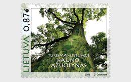 LITHUANIA 2016 Kaunas' Oak-Wood - Set - Lithuania