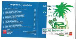 Lo Mejor De La Musica Latina - Balli Dal Sudamerica - Musiche Del Mondo