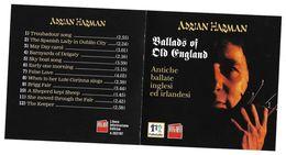 Ballads Of Old England - Adrian Harman - Musiche Del Mondo