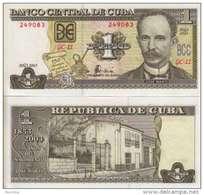 Cu Ba1PESO (2003) Pick 121b NEUF - UNC - Cuba