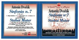 Dvorak Sinfonia 7 Stabat Mater - Orchestra Di Kiev - Classical