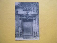 CAHORS. Le Couvent Des Dames De Gramat. La Porte De La Rue Des Soubirous. - Cahors