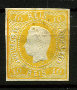 Portugal Nº 19 - 1853 : D.Maria