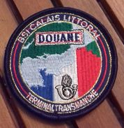 Ecusson Douane - Police