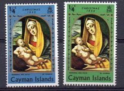 ISLAS CAYMAN. LOTE DE SELLOS - Briefmarken