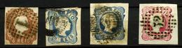 Portugal Nº 9/12 - 1853 : D.Maria