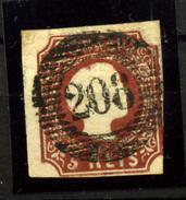 1345-Portugal Nº 5 - 1853 : D.Maria