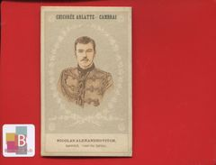 Chicorée Arlatte Cambrai Famille  Tsar De Russie  Nicolas Alexandrovitch Grand-duc Héritier Courbe Rouzet - Andere