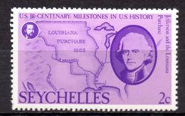 SEYCHELLES. LOTE DE SELLOS - Seychellen (1976-...)