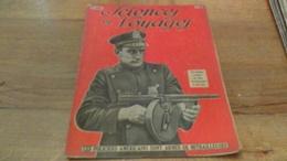 135/ SCIENCES ET VOYAGES N° 400 1927 LES POLICIERS AMERICAINS SONT ARMES DE MITRAILLEUSES , - 1900 - 1949