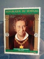 SENEGAL 1972 P.A. Y&T N° 118 ** - JOURNEE INTERN. DU THEATRE - Sénégal (1960-...)