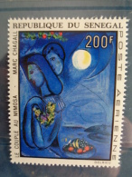 SENEGAL 1973 P.A. Y&T N° 128 ** - TABLEAUX DE MARC CHAGALL - Senegal (1960-...)