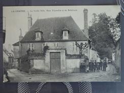 36 LA CHATRE LA VIEILLE VILLE RUES TOURTELLAT ET DE BELLEFONDS - La Chatre