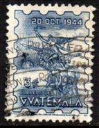 05962 Guatemala 324 Revolução De Outubro U (a) - Guatemala