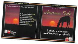 American Folk Ballate E Canzoni Dall'America Profonda - Musiche Del Mondo