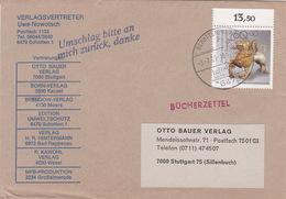 Bücherzettel Von Schotten (br1399) - [7] Repubblica Federale