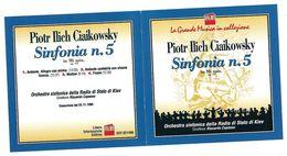 Ciaikowsky Sinfonia 5 Orchestra Kiev - Klassik
