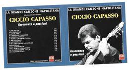 Ciccio Capasso La Canzone Napoletana - Musiche Del Mondo