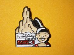 Pin's  KODAK EURO DISNEY  ( Tous Frais Et Port Compris) - Photography