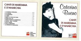 Caterina Bueno Canti Di Maremma E Anarchia - Musiche Del Mondo