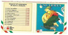 Calabria Canzoni Di Campagna Di Mare D'amore - Musiche Del Mondo