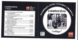 Cantovivo Collage Antologia Della Canzone Popolare - Musiche Del Mondo