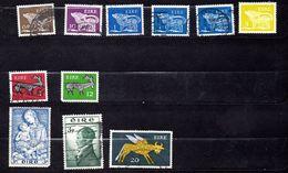 IRLANDA. LOTE DE SELLOS - Colecciones & Series