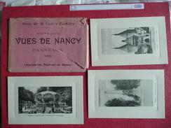 NANCY Imprimeries Reunies Enveloppe Et 19 Cartes TTBE - Nancy