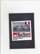 Sticker Marlboro - Patrick Tambay Ferrari - Car Racing - F1