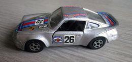 Porsche Carrera RSR Martini - Jet Car De Norev 1/43 ème - Norev