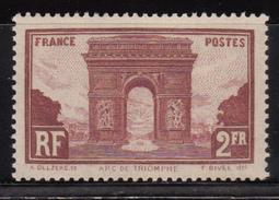1929 - 1931  YVERT Nº 258  MNH - Francia