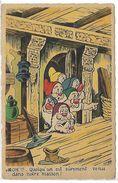 WALT DISNEY - Blanche Neige Et Les 7 Nains - N° 10 - Disney