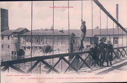 France 31, Mazères-sur-le-Salat, L'Usine Du Pont, Papeteries LACROIX (1014) - Autres Communes