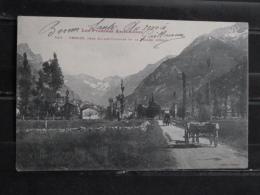 F17 - 09 - Orgeix - Pres Ax Les Thermes Et La Vallée D'Orlu -  Edition Labouche - 1904 - France