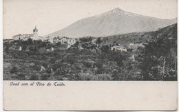 ICOD CON EF PICO DE TEIDE - Tenerife