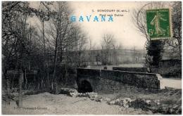 28 BONCOURT - Pont Vers Oulins - Autres Communes