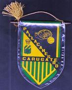 Basketball / Flag, Pennant / Italy / Pallacanestro Carugate / CSA Basket - Bekleidung, Souvenirs Und Sonstige