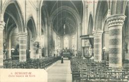BURGHT-W. - Zicht Binnen De Kerk - Zwijndrecht