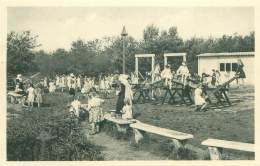 RAVELS - O.L. Vrouw Van De Kempen - Speelplein Bij Een Der Beschuttingsplaatsen Op Het Zes Hectaren Park - Ravels