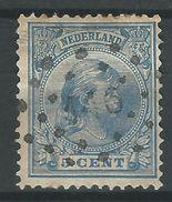 NVPH 35 Met Puntstempel 146 - Period 1891-1948 (Wilhelmina)