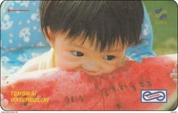 Macao  Phonecard Kind Ist Melone  26MSAB171191 - Macau