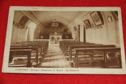 Compiano Parma Collegio Femminile S. Cuore La Cappella 1935 - Parma