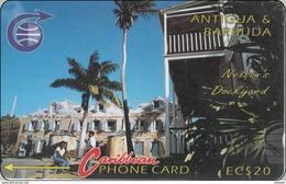 Antigua - Barbuda Phonecard Nelson`s Dockyard - Antigua And Barbuda