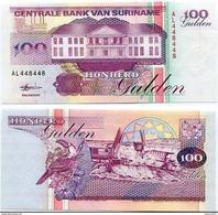 Suriname 100 Gulden 1998 UNC - Surinam
