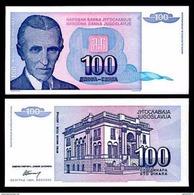 Yugoslavia - 100 Dinar 1994 UNC - Joegoslavië