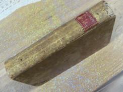 1794 1795 Les Deux Livres De La Divination De Ciceron Regnier Desmarais Traite De La Consolation Morabin Barbou - Livres, BD, Revues