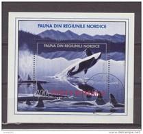 1992 FAUNE DES PAYS NORDIQUES  MI Bl 278 Et Yv No 224 - Blocks & Kleinbögen